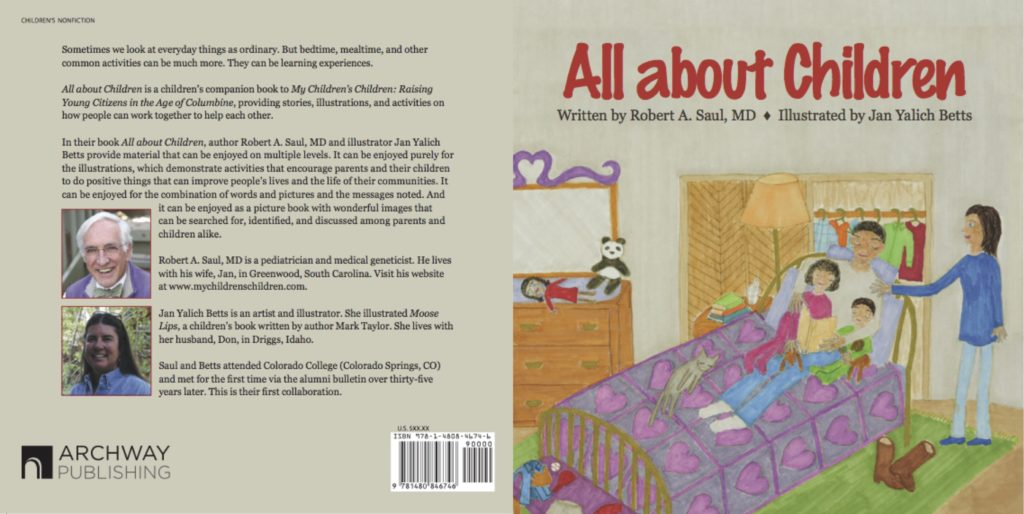 All about Children cover